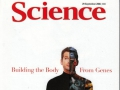 2006 Science Cover